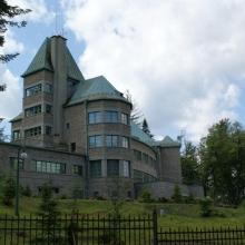 Zamek Prezydenta RP na Zadnim Groniu