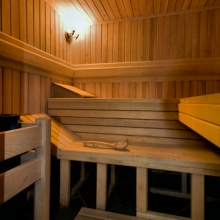 Sauna - korzystanie za dodatkową opłatą