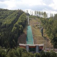 Skocznia narciarska K-120 im. Adama Małysza w Wiśle Malince