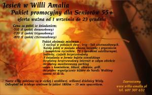 Amalia - Jesień Senior