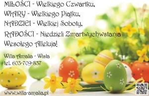 Wielkanoc 2016 - Amalia